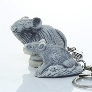 Крыса (2 вида) / брелок