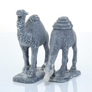 Верблюд стоящий (2 вида)