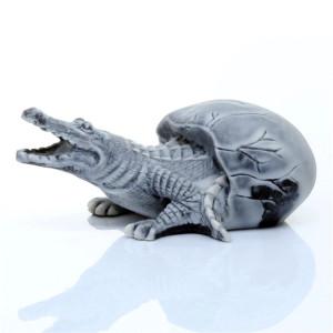 Рождение крокодильчика