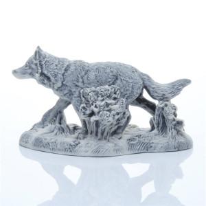 Волк бежит