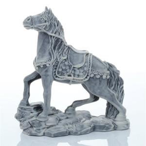 Богатырский Конь в сбруе
