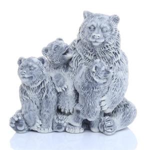 Медведица с медвежатами 2