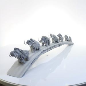 Семь мамонтов на мосту v.2