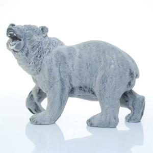 Медведь большой идет