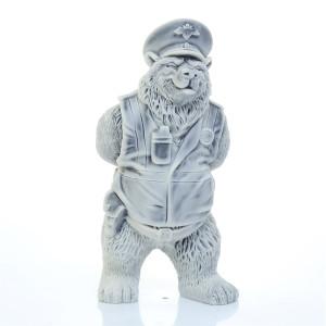 Медведь гаишник