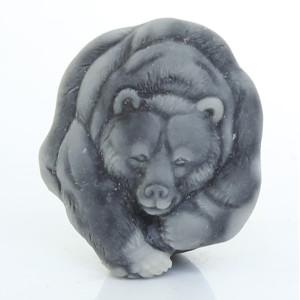 Медведь (вид спереди) / магнит