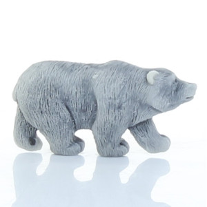 Медведь (вид сбоку) / магнит