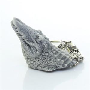 Голова крокодила / брелок