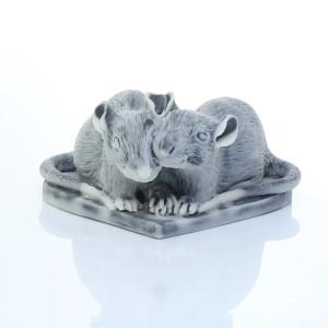 Крысы - влюбленная парочка
