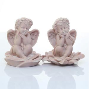 Ангелочек в цветке (2 вида)